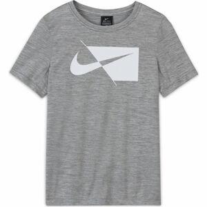 Nike DRY HBR SS TOP B  L - Chlapecké tréninkové tričko
