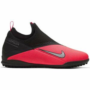 Nike JR PHANTOM VISION 2 ACADEMY DF TF černá 3.5 - Dětské turfy