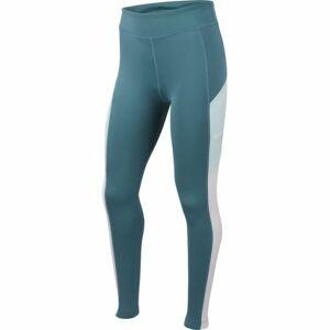 Nike TROPHY TIGHT G zelená XL - Dívčí legíny