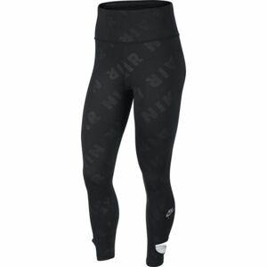 Nike AIR 7_8 TGHT HR W černá XL - Dámské legíny