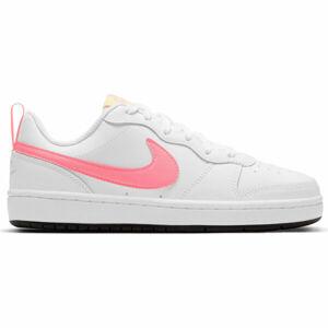Nike COURT BOROUGH LOW 2  4.5 - Dětské tenisky