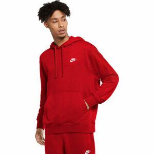Nike NSW CLUB HOODIE PO FT  XL - Pánská mikina