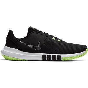 Nike FLEX CONTROL TR4 šedá 8.5 - Pánská tréninková obuv