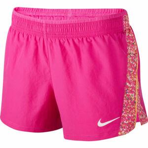 Nike ICNCLSH SHORT 10K W růžová XS - Dámské šortky