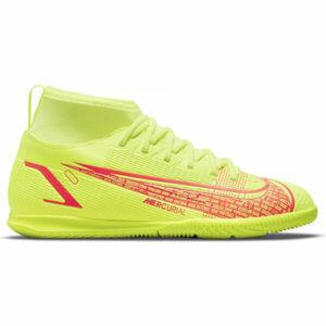 Nike JR MERCURIAL SUPERFLY 8 CLUB IC  2Y - Dětské sálovky
