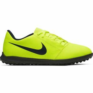 Nike JR PHANTOM VENOM CLUB TF světle zelená 2.5 - Dětské turfy
