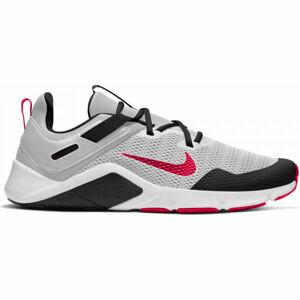 Nike LEGEND ESSENTIAL bílá 10 - Pánská tréninková obuv