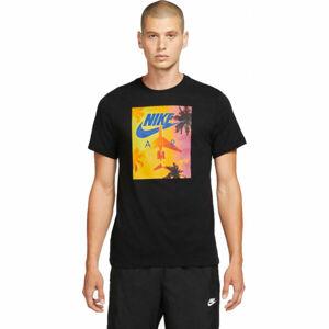 Nike NSW TEE SWOOSH BY AIR PHOTO M  2XL - Pánské tričko