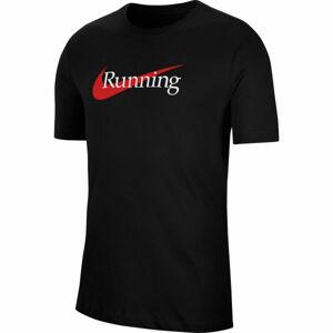 Nike DRI-FIT  S - Pánské běžecké tričko
