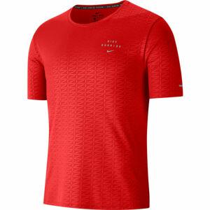 Nike MILER RUN DIVISION  M - Pánské běžecké tričko