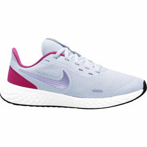 Nike REVOLUTION 5 GS  6 - Dětská běžecká obuv