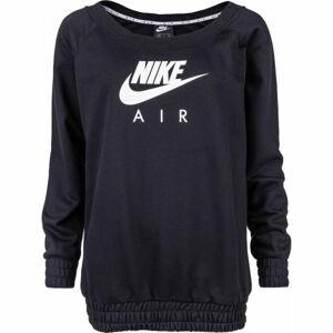 Nike NSW AIR CREW OS FLC W  L - Dámská mikina