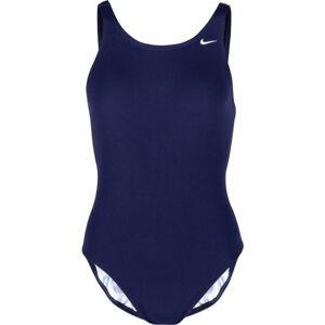 Nike POLY tmavě modrá 36 - Dámské plavky