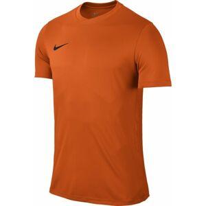Nike SS PARK VI JSY oranžová 2xl - Pánský fotbalový dres