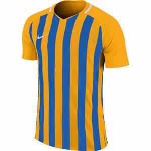 Nike STRIPED DIVISION III JSY SS  L - Pánský fotbalový dres