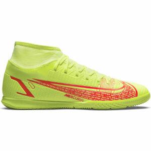Nike MERCURIAL SUPERFLY 8 CLUB IC  10.5 - Pánské sálovky