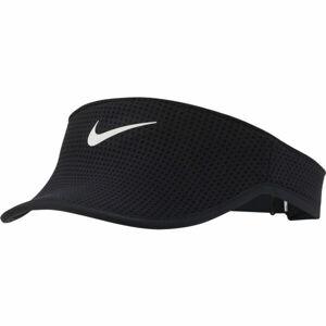 Nike AERO DF ADV RUN VISOR W  UNI - Dámský běžecký kšilt