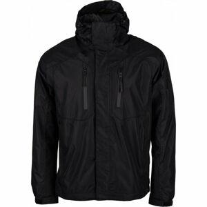 Northfinder MERFIN černá M - Pánská bunda