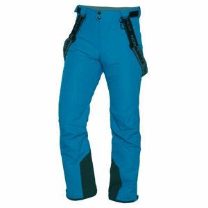 Northfinder QWERYN tmavě modrá L - Pánské lyžařské kalhoty