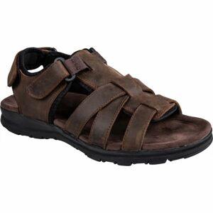 Numero Uno MERCUS hnědá 41 - Pánské sandály