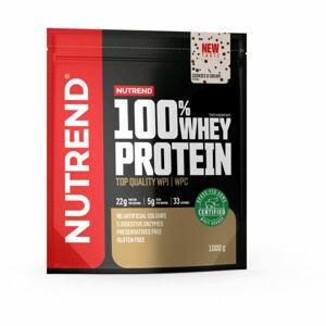 Nutrend 100% WHEY PROTEIN 1000 g COOKIES-CREAM   - Protein