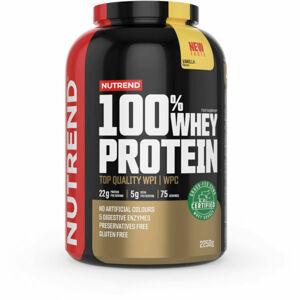 Nutrend 100% WHEY PROTEIN 2250 g VANILKA   - Protein