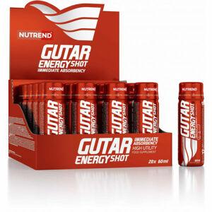 Nutrend GUTAR ENERGY SHOT 1X60ML  NS - Energetický shot