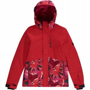 O'Neill PG CORAL JACKET  116 - Dívčí lyžařská/snowboardová bunda