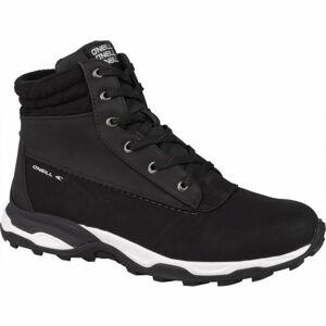 O'Neill BAKE NUBUCK černá 45 - Pánské kotníkové boty