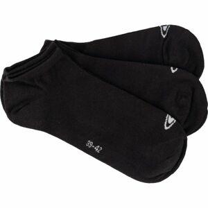 O'Neill SNEAKER 3PK černá 35 - 38 - Unisex ponožky