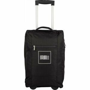 O'Neill BM CABIN BAG černá 0 - Kufr na kolečkách
