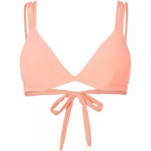 O'Neill PW SUN MIX TOP oranžová 38 - Vrchní díl dámských plavek