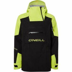 O'Neill PM GTX 3L PSYCHO TECH ANORAK černá L - Pánská snowboardová/lyžařská bunda