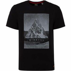 O'Neill LM FULLER T-SHIRT černá S - Pánské tričko