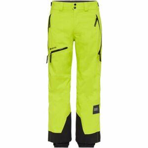 O'Neill PM GTX MTN MADNESS PANTS žlutá XXL - Pánské snowboardové/lyžařské kalhoty