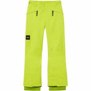 O'Neill PB ANVIL PANTS zelená 128 - Chlapecké lyžařské/snowboardové kalhoty