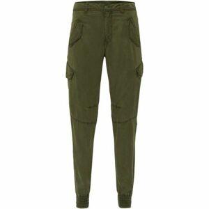 O'Neill LW CARGO PANTS tmavě zelená XS - Dámské kalhoty