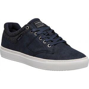 O'Neill BASHER LO modrá 44 - Pánské podzimní volnočasové boty