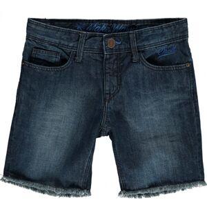 O'Neill LB MAKE WAVES SHORTS tmavě modrá 128 - Dětské džínové šortky