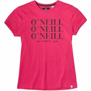 O'Neill LG ALL YEAR SS T-SHIRT  164 - Dívčí tričko