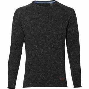 O'Neill LM JACK'S BASE PULLOVER černá S - Pánské triko s dlouhým rukávem