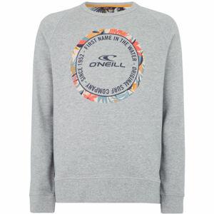 O'Neill LM MAKENA CREW SWEATSHIRT šedá XL - Pánská mikina