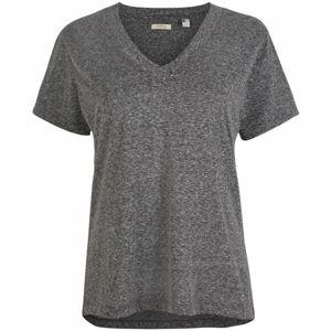 O'Neill LW ESSENTIALS V-NECK T-SHIRT  L - Dámské tričko