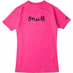 O'Neill PG ONEILL SS SKINS  12 - Dívčí tričko do vody