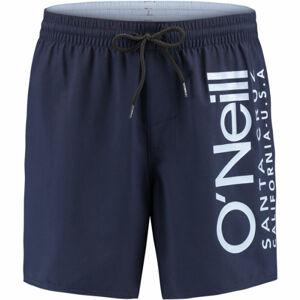 O'Neill PM ORIGINAL CALI SHORTS tmavě modrá M - Pánské koupací šortky