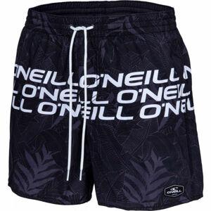 O'Neill PM STACKED SHORTS černá S - Pánské šortky do vody