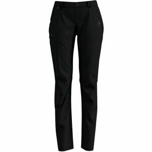 Odlo WOMEN'S PANTS ALTA BADIA černá 36 - Dámské kalhoty