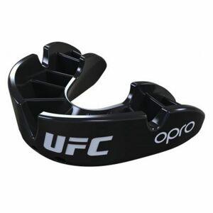 Opro UFC BRONZE černá NS - Chránič zubů