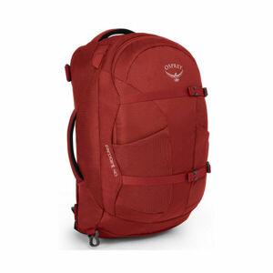 Osprey FARPOINT 40 S/M RED   - Cestovní zavazadlo