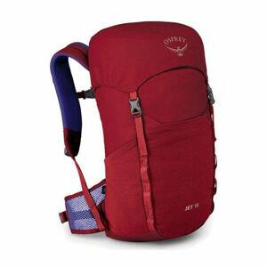Osprey JET 18 II červená NS - Dětský batoh